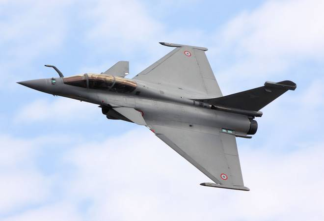 India to receive first of 36 Rafale fighter jets from France on Oct 8