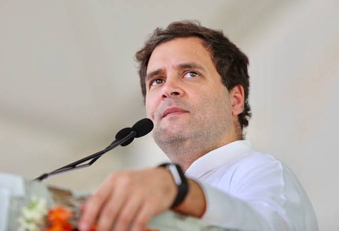 Rahul Gandhi goes on a foreign trip ahead of Congress protest over economic slowdown
