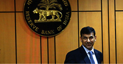 Newly appointed RBI Governor Raghuram RajanNewly appointed RBI Governor Raghuram Rajan