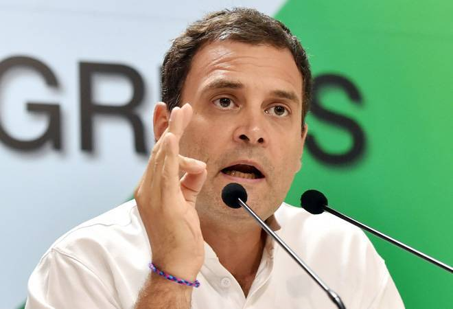 Rahul Gandhi consults Delhi Congress leaders about alliance with AAP