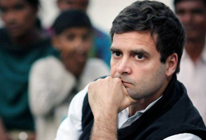 3 years of demonetisation: Rahul Gandhi takes jibe at PM Modi over unemployment