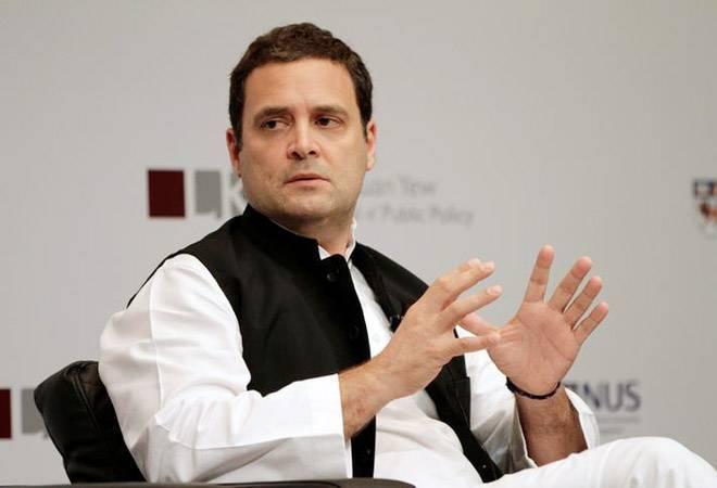 Rahul Gandhi decries 'arrogant' Modi govt for not heeding good advice