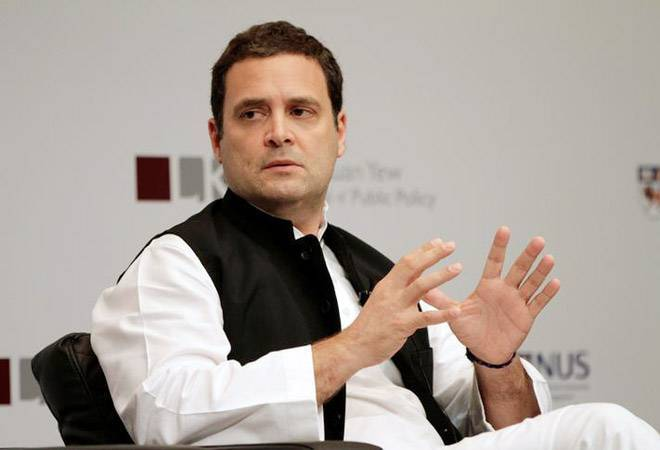 Rahul Gandhi attacks Centre for 'filling pockets of its special friends'