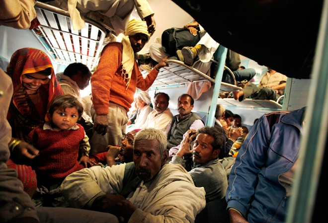 12 reforms in Rail Budget 2015 for passengers