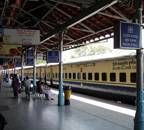 Passenger train services to remain suspended; regular suburban trains to continue