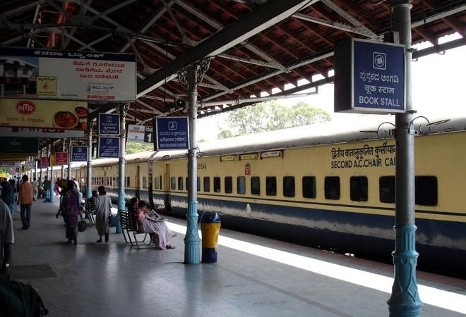 Railways allows IRCTC to open food plazas, vending counters at stations
