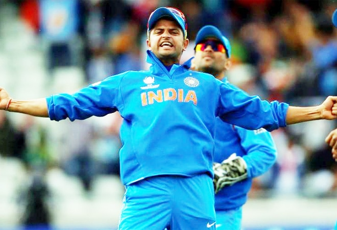 BREAKING: Suresh Raina finishes the innings with MS Dhoni, announces retirement
