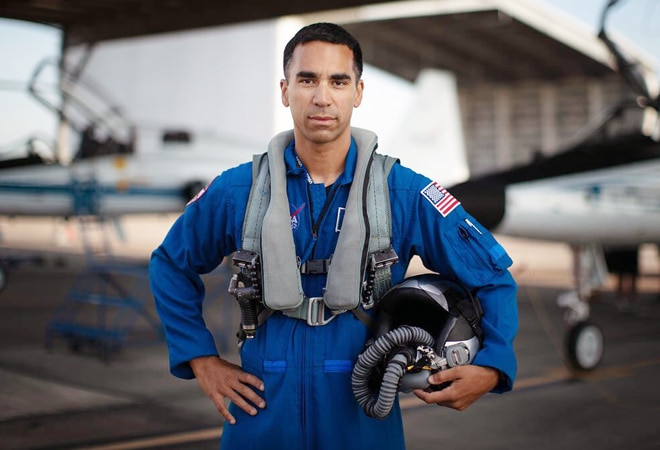 Indian-American astronaut Raja Chari among 3 astronauts selected for SpaceX Crew-3 mission