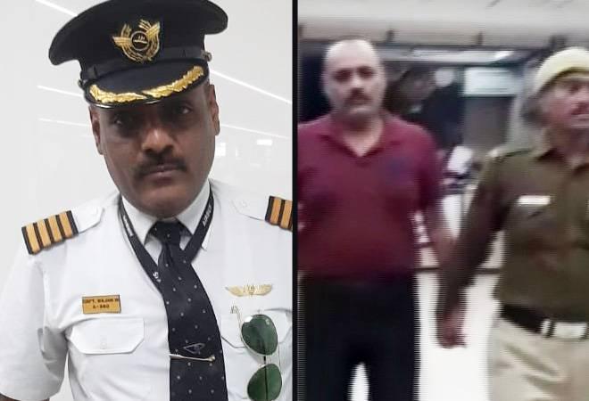 Delhi man impersonates as Lufthansa pilot to board flight, gets caught