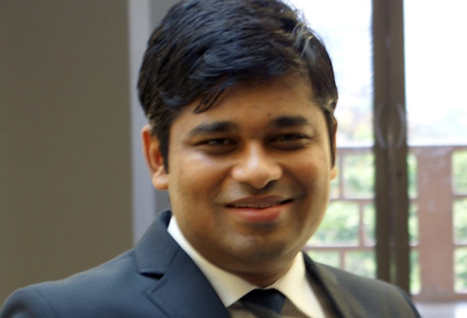 Rajarshi Rakesh Sahai, student of Post Graduate Programme (PGP) at the Indian School of Business