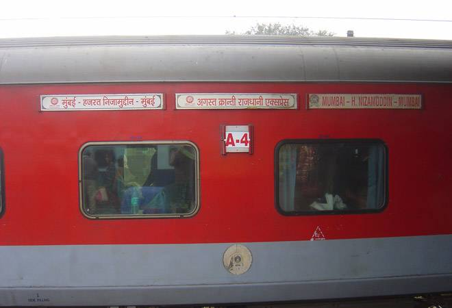 Railways may introduce new high speed trains to replace Rajdhani, Shatabdi