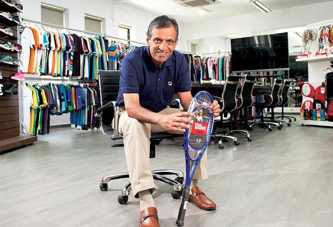 Rajesh Batra, CMD, Cravatex