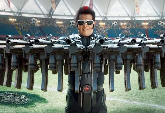 2.0 box office collection Day 3: Rajinikanth, Akshay Kumar's film crosses Rs 200 crore