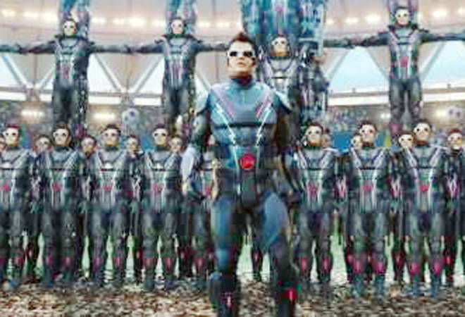 Rajinikanth's 2.0 mania: Coimbatore firm gives holiday to employees to watch the movie