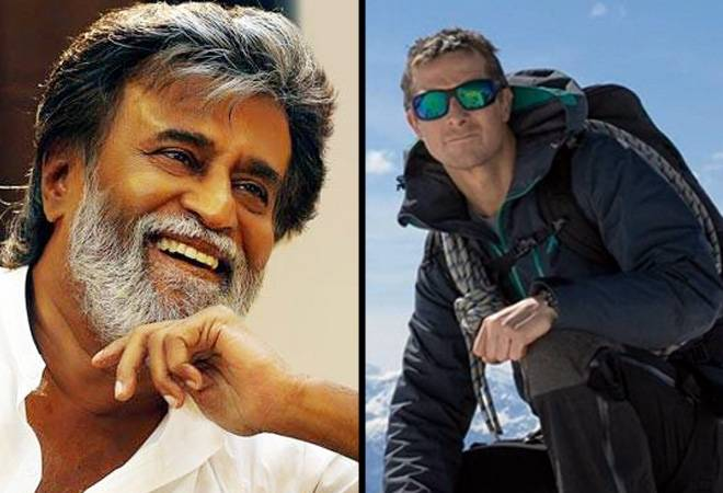 After PM Modi, superstar Rajinikanth to feature in Man vs Wild with Bear Grylls