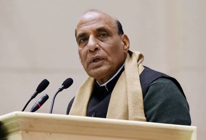 BJP never promised to deposit Rs 15 lakh in people's bank accounts: Rajnath Singh