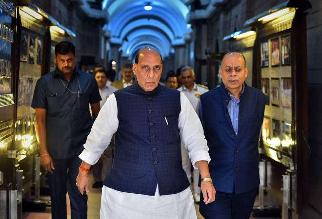 Rajnath Singh to represent India at SCO meet in Tashkent