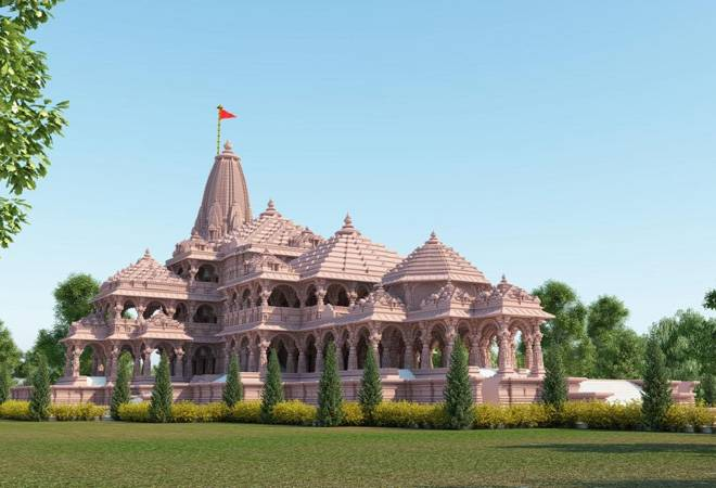 This is how the Ram Temple in Ayodhya will look