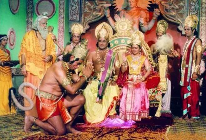 Ramayan re-telecast garners record viewership