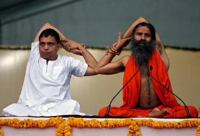 Baba Ramdev's statue to be installed at Madame Tussauds museum in London