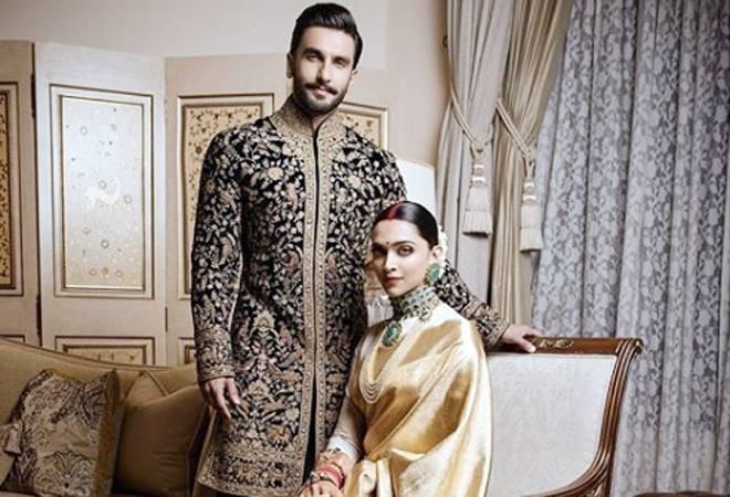 Deepika Padukone, Ranveer Singh's reception pictures could leave you in awe!
