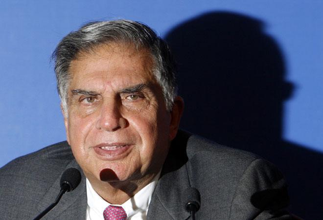 Eminent business leader Ratan Tata