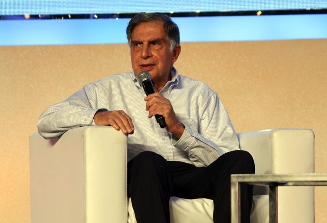 Tata Motors plans big on electric but Ratan Tata talks up hybrids