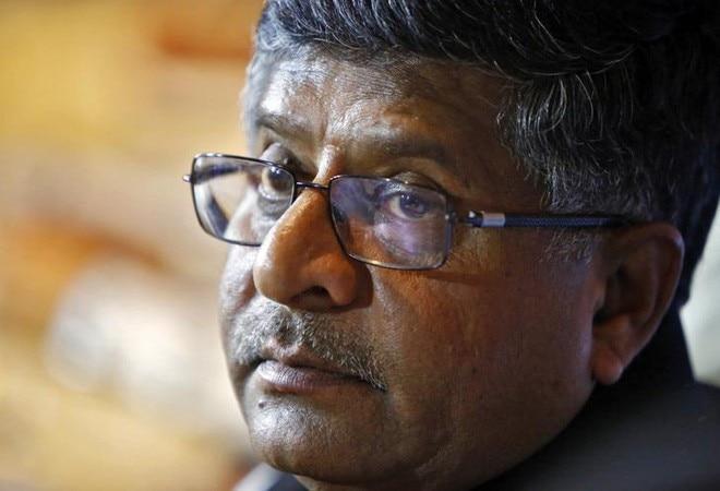 Ravi Shankar Prasad quotes box office collections to deny economic slowdown