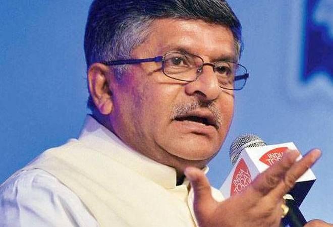 5,000 Bihar villages to be digitally equipped: Ravi Shankar Prasad