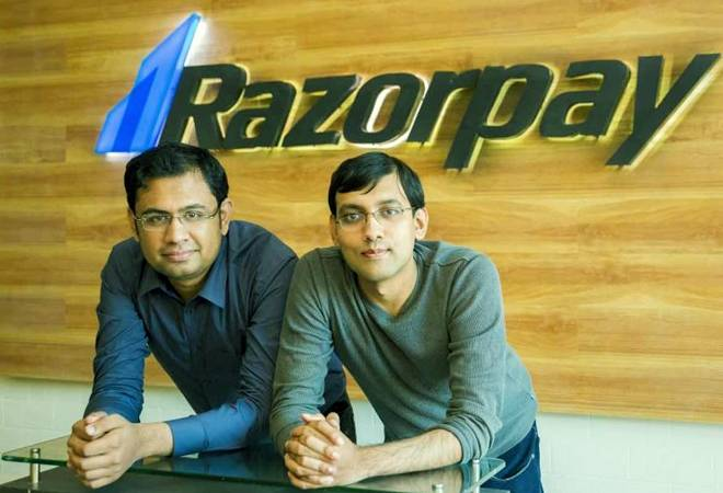 Razorpay raises $100 million in funding from GIC, Sequoia Capital India and others