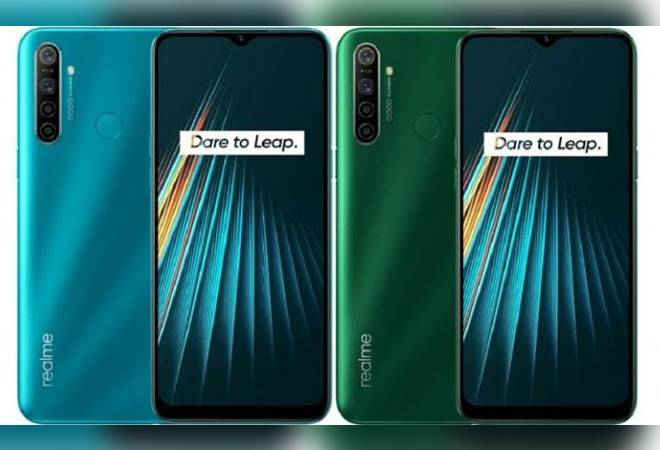Realme 5i is all set to launch in India on January 9, the Chinese smartphone brand announced on its official Twitter handle