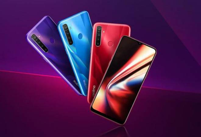 Realme confident of 25-30 million units smartphone sales in India this year