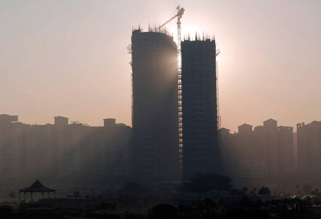 Indiabulls Real Estate jumps 4% on selling stake in 2 office assets to Blackstone