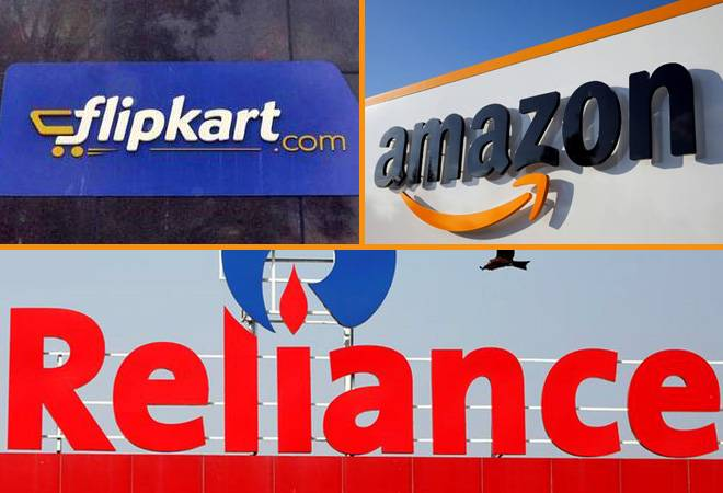 Reliance, Amazon, Flipkart battle royale for digital dominance in India