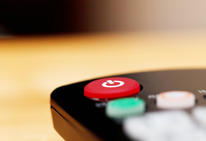 All under control! 56% men controlled the TV remote from 7-11pm in 2020