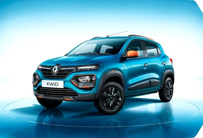 Renault Kwid facelift launched at Rs 2.83 lakh; to rival Maruti S-Presso