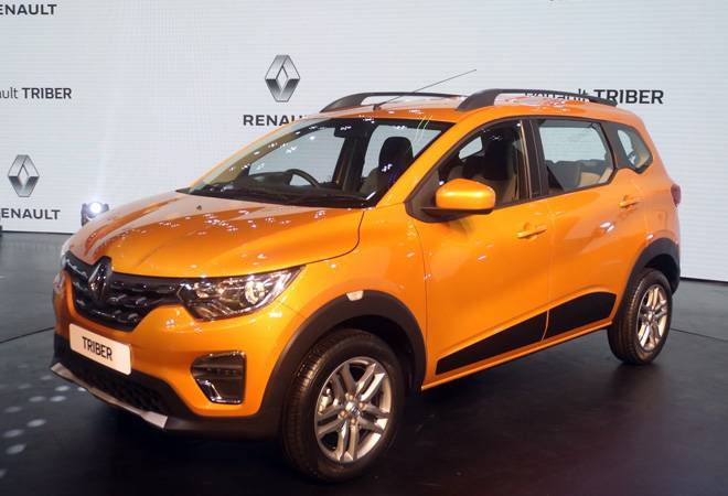 Renault Triber seven-seater MPV unveiled in India; check out price, engine, features
