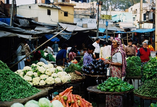 High food prices push retail inflation to eight-month high of 3.18% in June