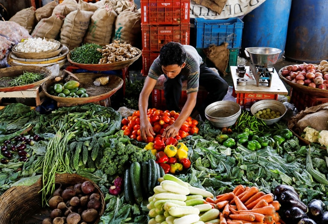 Retail Inflation Drops To 4.59% In December From 6.93% In November: Government