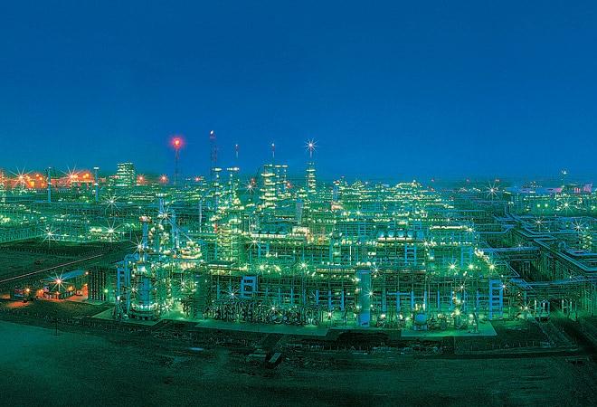 RIL's Jamnagar refinery