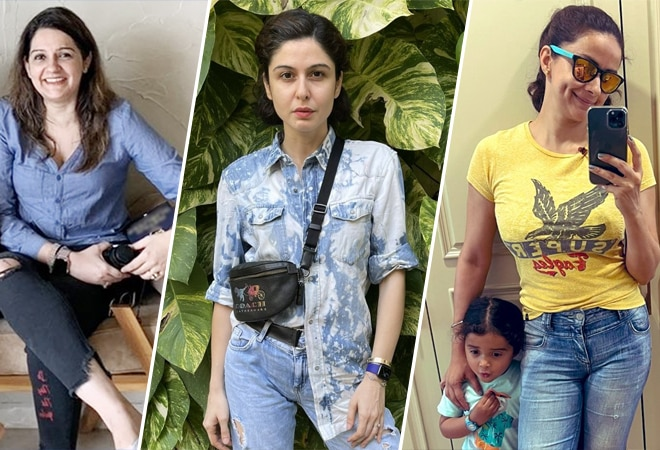 #RippedJeansTwitter: Women take on CM Rawat; share images wearing ripped jeans
