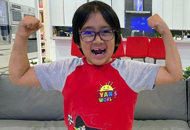 9-yr-old Ryan Kaji reclaims highest-paid YouTuber tag third year in a row