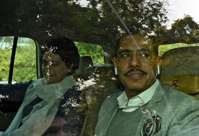 Benami assets case: I-T Dept questions Robert Vadra for second day