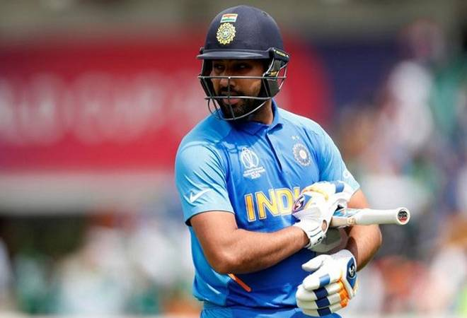Rohit Sharma century: Batsman continues dream run with another century in India vs Bangladesh World Cup 2019