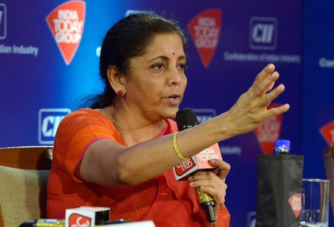 'Govt trusts India Inc,' says Finance Minister Nirmala Sitharaman; applauds its role in country's growth