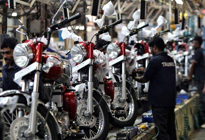 Eicher Motors share price rises up to 2.44% post Q3 earnings; Royal Enfield sales fall