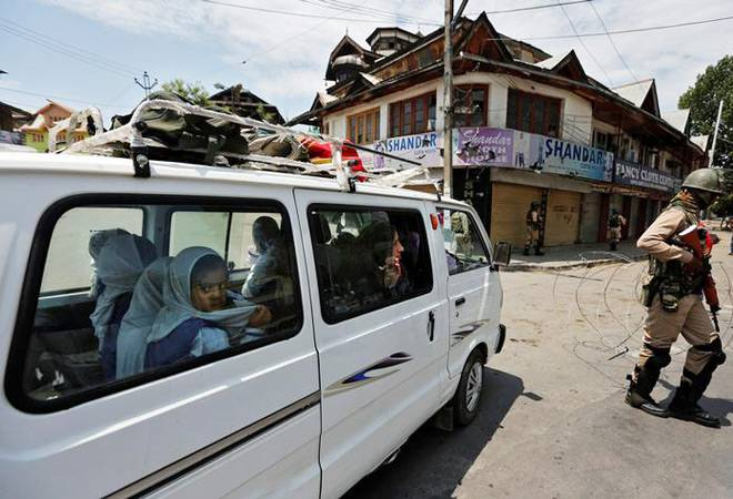 Schools in Jammu and Kashmir closed, exams suspended amid tension with Pakistan