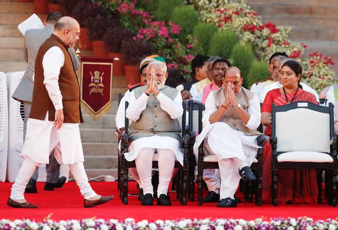 PM Modi Cabinet Ministers' Portfolio: Amit Shah gets home ministry, Nirmala Sitharaman is the new finance minister
