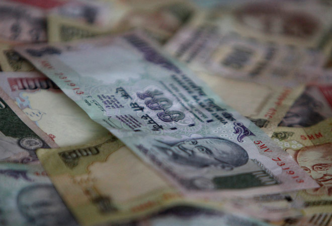 Rupee ends marginally higher by 3 paise