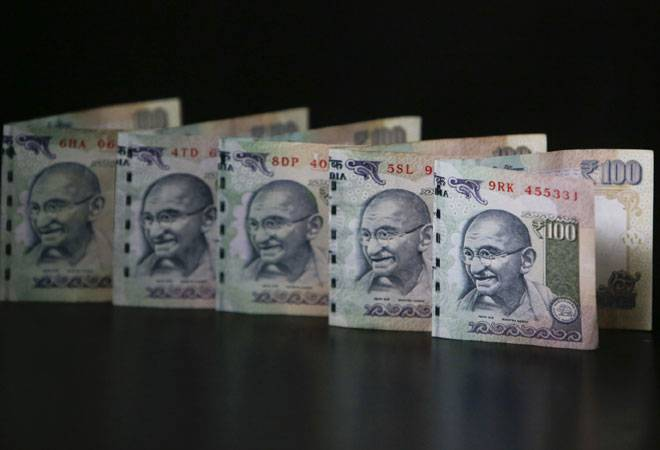 Rupee opens 73 paise higher, hits two-week high